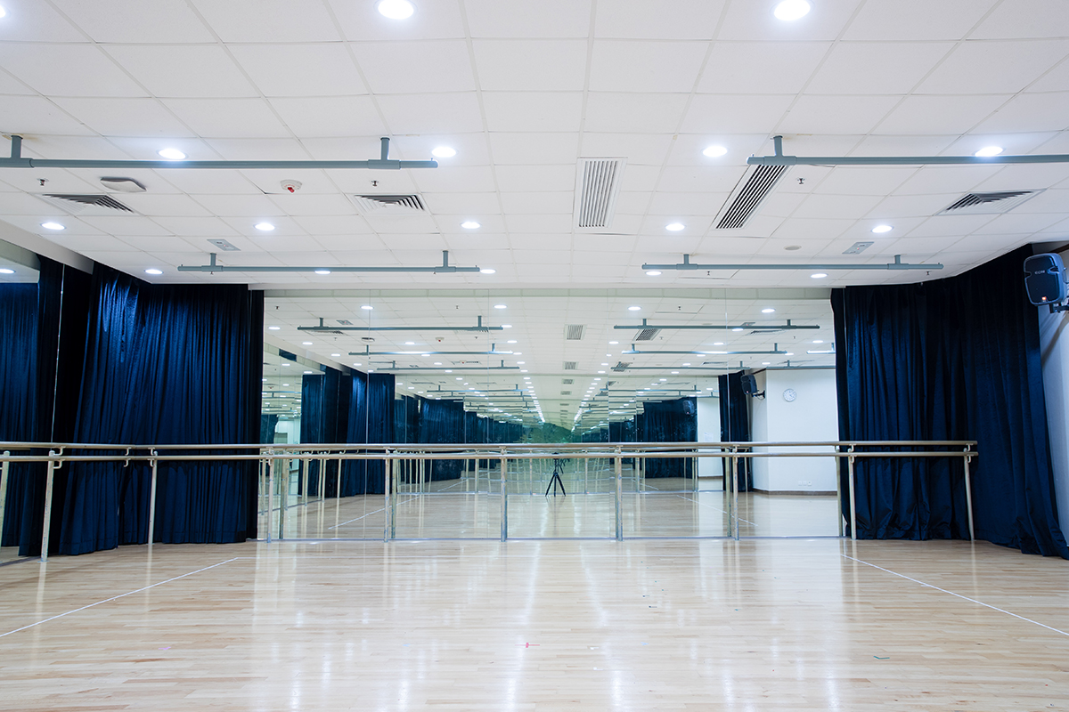 Youth Square Dance Room